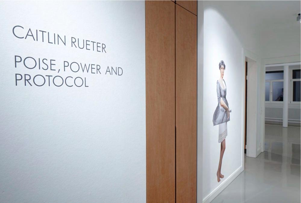 Caitlin Rueter - Fotos bildkultur galerie 2011