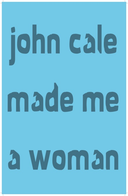 poster Cale blue